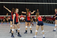 Cabrini Volleyball Tournament 2012 (some NOLA) Tags: sports ball louisiana highschool tournament kenner volley