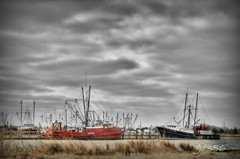 after a day's work (~ Life As I See it ~) Tags: boats bay lbi