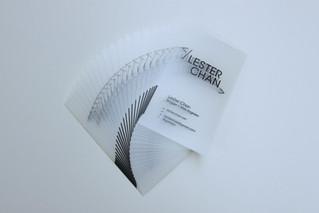 Blogger Name Card 2013