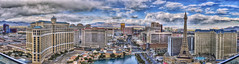 Las Vegas Strip HDR Panorama