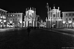 Piazza San Carlo (gilbertotphotography.blogspot.com) Tags: christmas italy nikon italia nightshot piemonte nikkor natale turin piedmont notte d90 torini nikonista