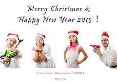 Happy New Year 2013 ! (Pixelinthebox) Tags: christmas newyear card wishes happynewyear 2013 pixelinthebox