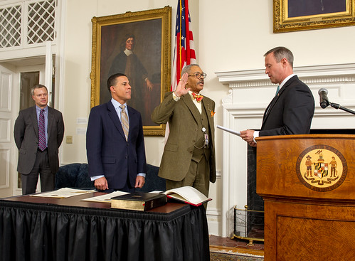 Appellate Judges Swearing In Ceremony by MDGovpics, on Flickr