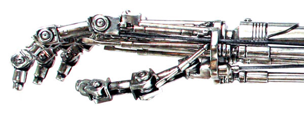 1:1 內骨骼T-800 手臂 電影道具複製品