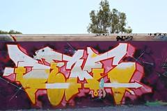 Dems333 Alicante 2012 (STEAM156) Tags: graffiti spain travels photos alicante walls ub elche dems333 steam156