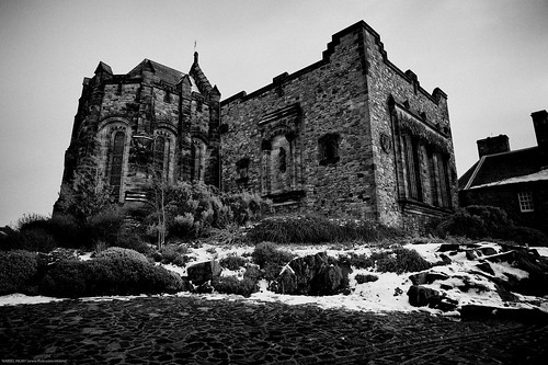 Chapel at Edinbrgh Castle