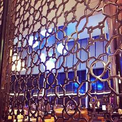 Looking to the Lobby at Jumeirah Etihad Towers in Abu Dhabi (thepurplepassport) Tags: square uae abudhabi squareformat luxury unitedarabemirates jumeirah amaro iphoneography etihadtowers instagramapp uploaded:by=instagram foursquare:venue=4ec26bb693ad36d7aa3862dc