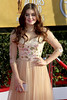 19th Annual Screen Actors Guild (SAG) Awards held at the Shrine Auditorium - Arrivals Featuring: Ariel Winter