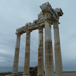 """Temple of Apollo in Side <a style=""""margin-left:10px; font-size:0.8em;"""" href=""""http://www.flickr.com/photos/59134591@N00/8425017652/"""" target=""""_blank"""">@flickr</a>"""