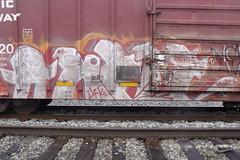 trede (NorthOfNorth) Tags: graffititrain