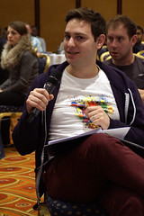 Young Teachers' Consultation Conference (nasuwt_union) Tags: nasuwt education conference woman man black white speaking stand hall meal drinks happy members workshop pesident birmingham banner meeting stage positive portrait guidance crowd teachers leaders lectures students awards executive staff show tell help advice support listen adults people england scotland northern ireland wales strong women men insturction health safetly wellbeing classroom school college university table voting union best brilliant workplace seminar