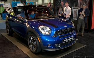 2013 Washington Auto Show - Lower Concourse - Mini 4 by Judson Weinsheimer