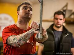 Tattoo Man (FotoFling Scotland) Tags: male men sport squat strength dumbarton strongman powerlifting benchpress strongmen scottishopenchampionships marinecraftgymnasium