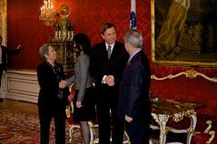 Staatsprsident Borut Pahor (_IMG2329) (Bildredaktion Wien) Tags: vienna wien austria sterreich slowenien hofburg bundesprsident heinzfischer republikeslovenije predsednik borutpahor staatsprsident