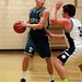 Boys JV Basketball vs Williston 01-27-13