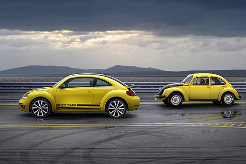 2014 Beetle GSR Unveiled by Volkswagen of America