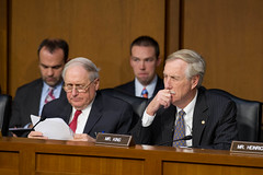 "Confirmation hearing of Brennan • <a style=""font-size:0.8em;"" href=""http://www.flickr.com/photos/32619231@N02/8454668898/"" target=""_blank"">View on Flickr</a>"