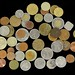 5025. Group of Vintage Foreign Coins