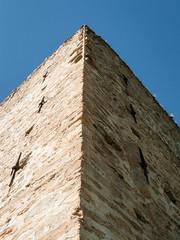 Torre di Gignod (glenardon) Tags: italia valdaosta