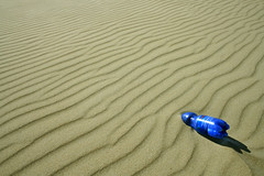 water in the desert (cool_colonia2.0) Tags: beach water strand seaside bottle sand wasser desert flasche texel wste mygearandme mygearandmepremium blinkagain bestofblinkwinners blinksuperstars