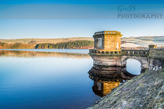 Digley (GaryJS ) Tags: west tower walking walk district yorkshire peak reservoir pump holmfirth huddersfield pumping digley
