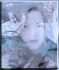 Camila (Cleide@.) Tags: brazil portrait art texture photo friend camila 2013 artdigital cs5 sotn awardtree exoticimage cleide netartii