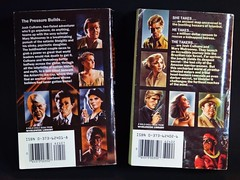 The Takers back covers (Dex1138) Tags: book action adventure pulp 1980s ahern thetakers
