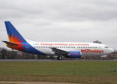 G-GDFO Boeing 737-3U3 Jet 2 Holidays (Keith B Pics) Tags: delivery boeing southend sen 737 jet2 leedsbradford b733 egmc gthop jet2holidays packageholidaysyoucantrust ggdfo