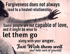 Forgiveness does not always lead (Storiescorner) Tags: love anger relationship wise wish lead heal forgiveness capable