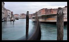Rush hour... (ZbigD) Tags: travel italien venice italy reisen nikon italia crystal tokina1224 damn venezia venedig soe canalgrande vaporetti coth abigfave diamondclassphotographer flickrdiamond citrit zbigd d7000 nikond7000 coth5