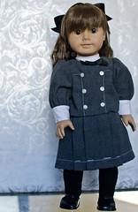 Samantha's New Debut (brushystarling) Tags: hair doll dolls restoration dolly dollies americangirl americangirldoll americandoll americangirldolls dollphotography agdoll agdolls samanthaparkington