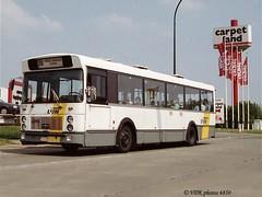965236-068500 (VDKphotos) Tags: belgium autobus zaventem vanhool vlaanderen vvm staca vha120 vvm3