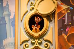 TDR Oct 2012 - Cinderella's Fairy Tale Hall