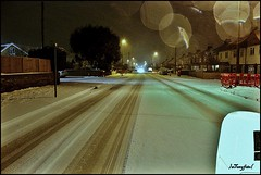 Snow road.  -  Neve su strada ([aTonyFoto]) Tags: snowroad snowreflections mygearandme rememberthatmomentlevel1 nevesustrada