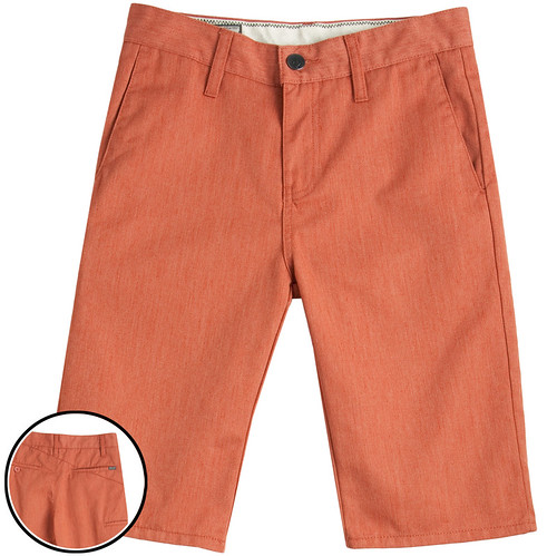 orange kids studio photography cool heather clothes jeans shorts portfolio product volcom axlscloset