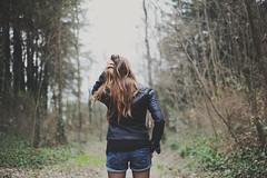 Scarlet (L e t i) Tags: woman primavera girl hair photography sister viola castello marzo lv tortona sorella explored
