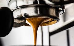 Bottomless Portafilter (TCR4x4) Tags: coffee naked espresso technique extraction bottomless portafilter