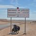 Close to Mauritania