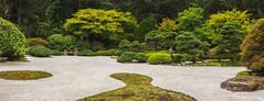 Zen Garden (Mike sheahan) Tags: zen zengarden chill relaxing garden portland portlandor portlandoregon