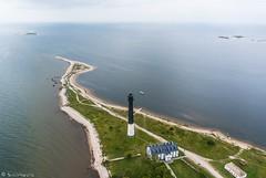 Srve poolsaare ots (BlizzardFoto) Tags: srve srvesr sre majakas lighthouse srvemajakas poolsaar peninsula sea meri water vesi aerofoto aerialphotography