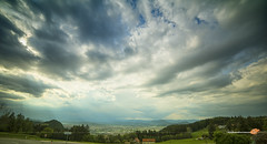 Horizons (~FreeBirD~) Tags: manibabbarphotography maniya freebird travel traveller photography photos colors clouds blue austria trees valleys kaernten carinthia cloudy houses city valley oesterreich explore summer 2016 europe trips exploring hope inspire energy vibes vast panoramas pano rays poweroflight raysoflife