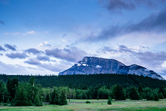 Mount Rundle (Roa!) Tags: canada banff national park ab mount rundle