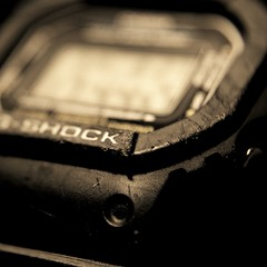 The extreame anywhere (yoshinori.okazaki) Tags: macro watch casio gshock speedmodel