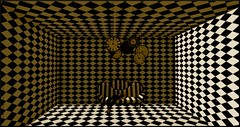 The Very Cool Room That Makes Me Dizzy