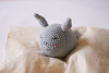 ♥ (Slya Cabret) Tags: amigurumi ganchillo crochet handmade cute grey toy doll hechoamano adorable crochê crochetlover crochetaddict artesania manual craft crafts