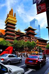 Jing'an Temple / 静安寺 / Świątynia Jing'an
