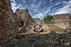 _Q8B0085.jpg (sylvain.collet) Tags: france ruines ss nazis tuerie massacre destruction horreur oradour histoire guerre barbarie