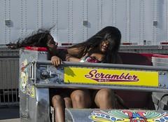 D7K_8569_ep (Eric.Parker) Tags: cne 2016 canadiannationalexhibition fair fairgrounds rides ferris merrygoround carousel toronto fairground midway6 midway funfair scrambler