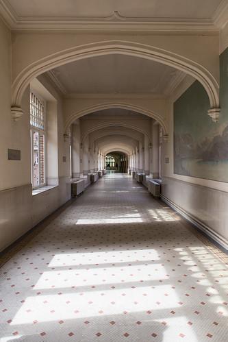 Ursulineninstituut in Onze-Lieve-Vrouw-Waver