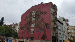 20151022_171417 (efsa kuraner) Tags: kadky istanbul streetart istanbulstreetart graffitiart wallart urbanart mural